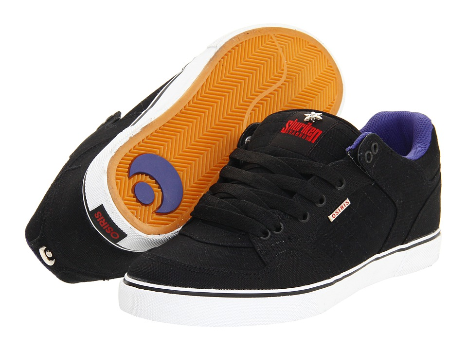 shuriken canvas vegan skateboard shoe
