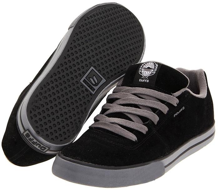 Duffs Vegan Kevin Porter skate shoe