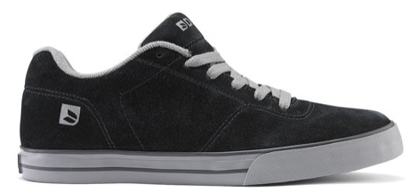Tierra Black Vegan Skate Shoe