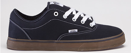 Vans Vegan Skate Shoe Navy