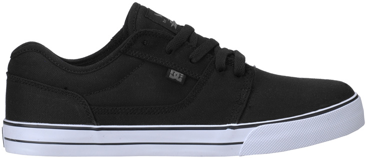 Black Vegan Tonik DC Skateboard Shoes