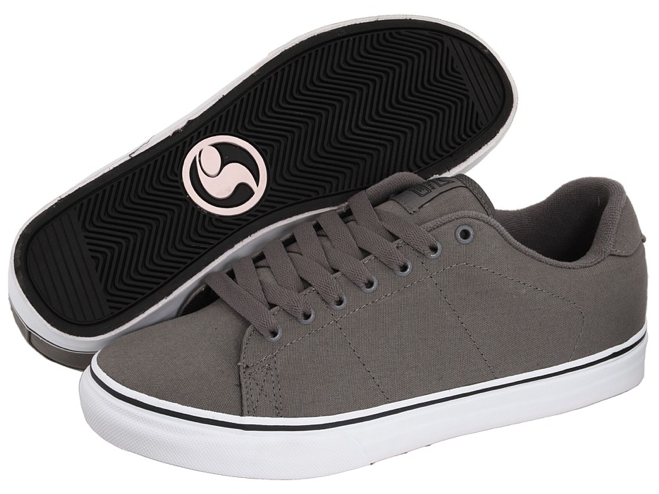 Vegan Canvas DVS skateboard shoe