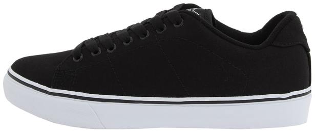 Vegan DVS Gavin CT in Black w/White