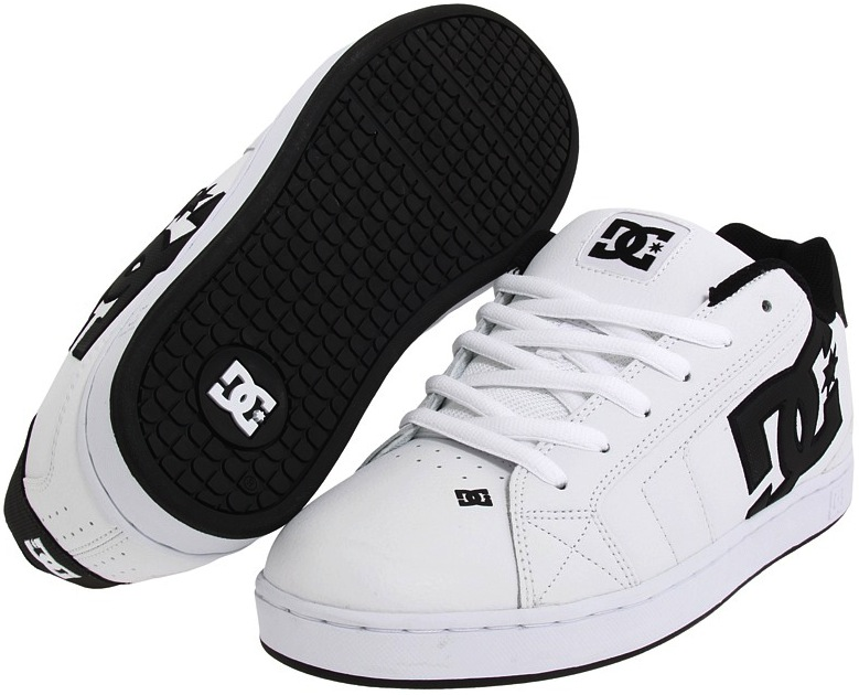 Vegan DC skate shoes