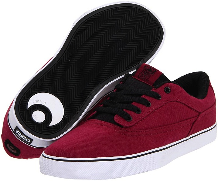 Vegan Osiris Skateboard shoes