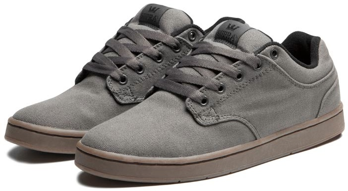 Vegan Supra Dixon Skateboard Shoes