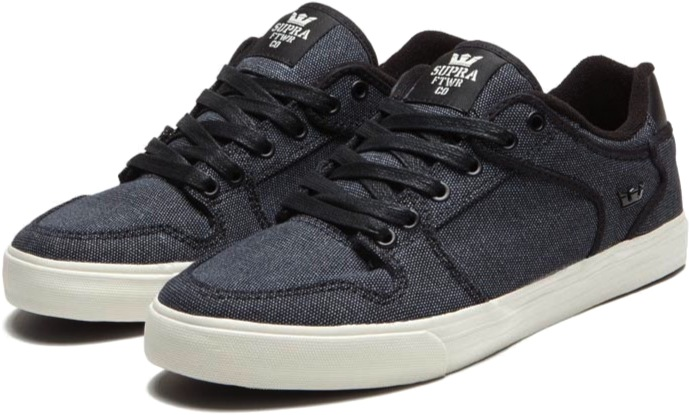 Vegan Supra Vaider Low skate board shoe
