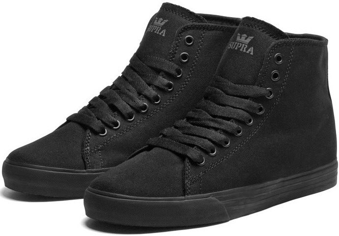 Vegan Supra Thunder Skateboard shoes