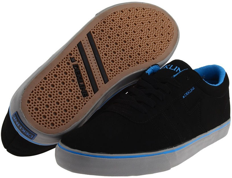 Dekline Vegan Skateboard shoes