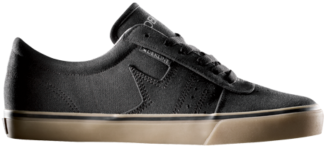 Archer Vegan Skateboard shoes from Dekline
