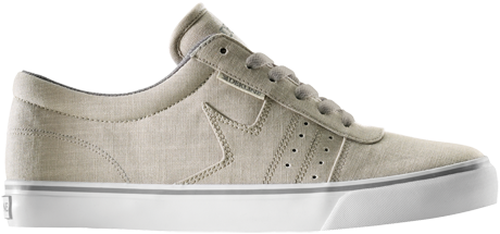 Canvas Dekline Vegan skateboard shoes