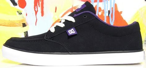 Vegan DC skateboard shoes