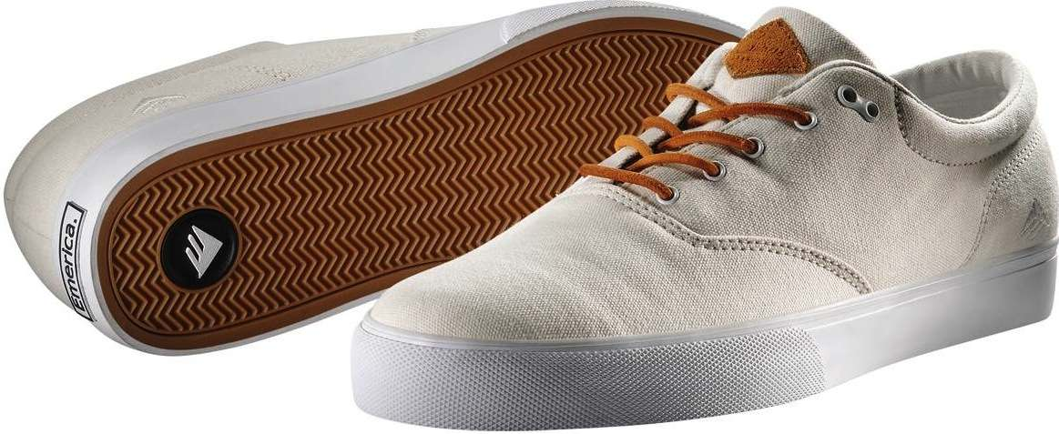 Vegan Skateboard shoes by Emerica