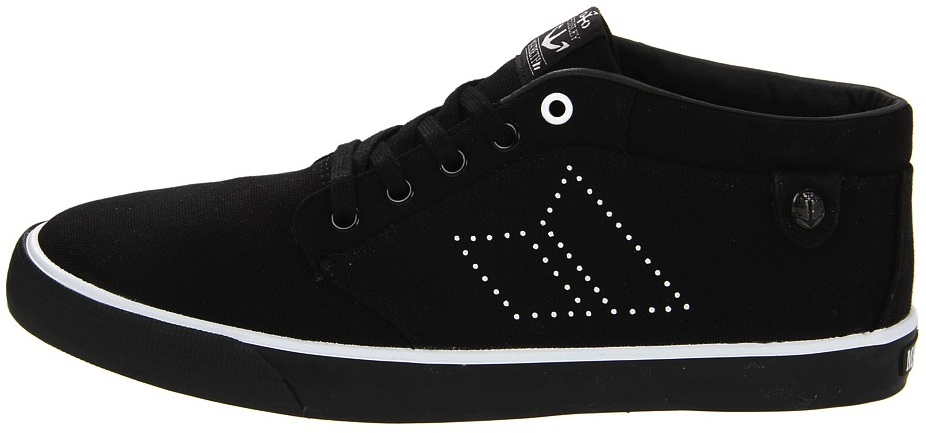 Vegan Macbeth Skateboard shoes, Hensley
