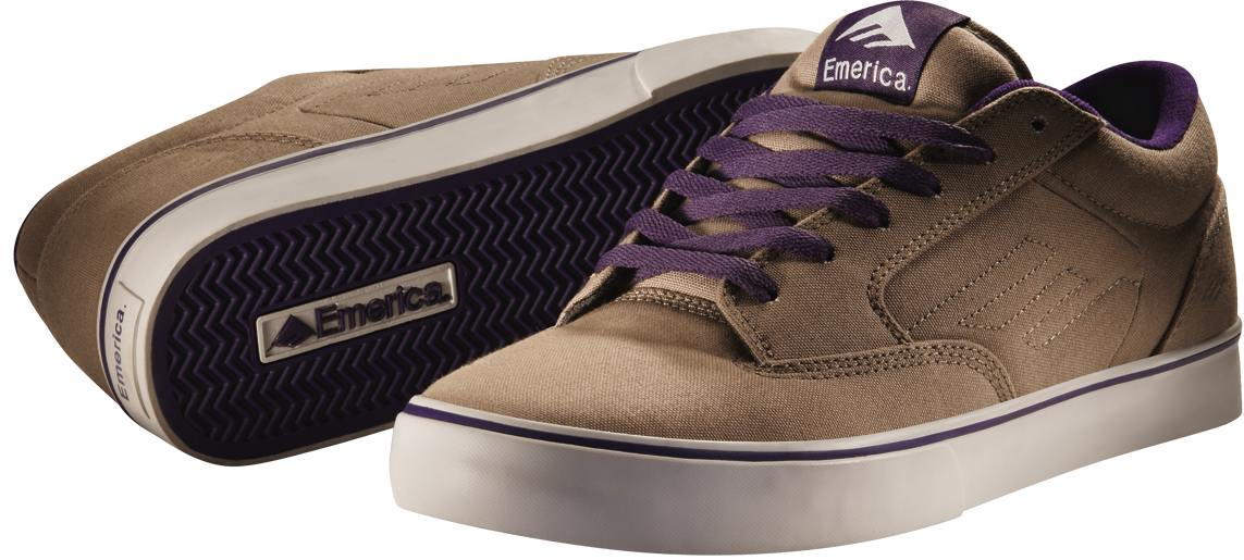 Vegan Emerica Skateboard Shoes