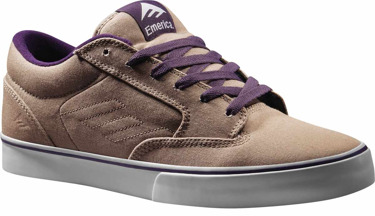 Vegan skateboard shoes Emerica Jinx