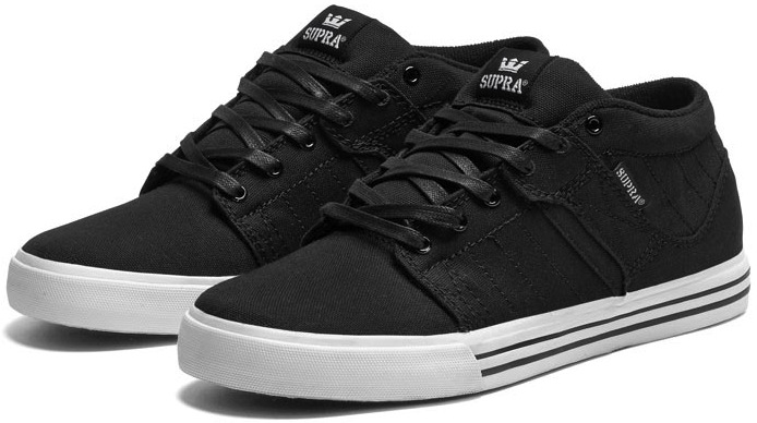 Vegan Diablo Skateboard shoes from Supra
