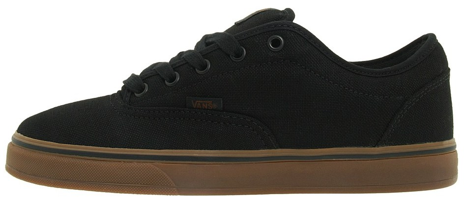Hemp Vegan Vans skateboard shoes