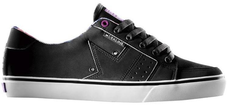 Vegan Dekline Paxton Skateboard shoe