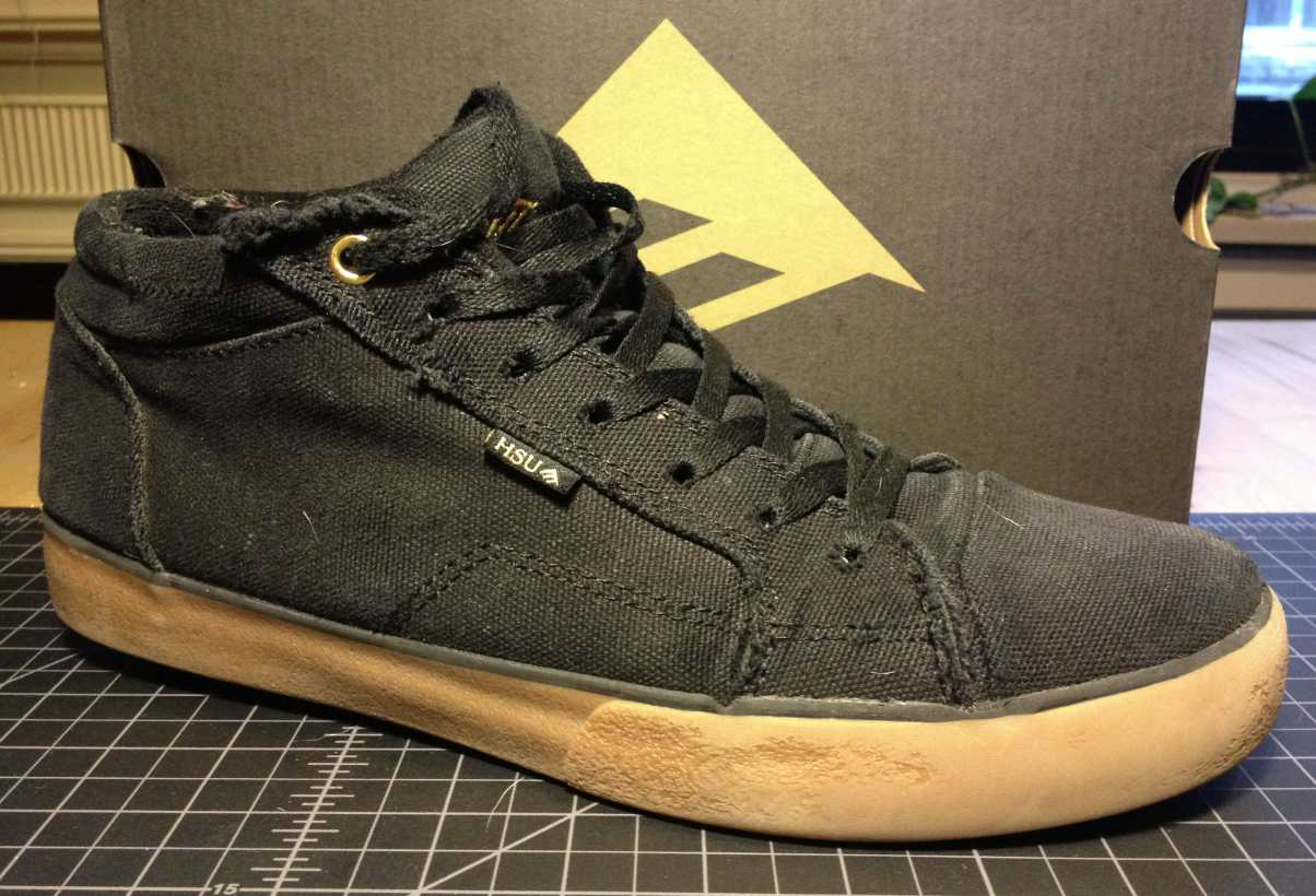 Vegan Skateboard shoe review