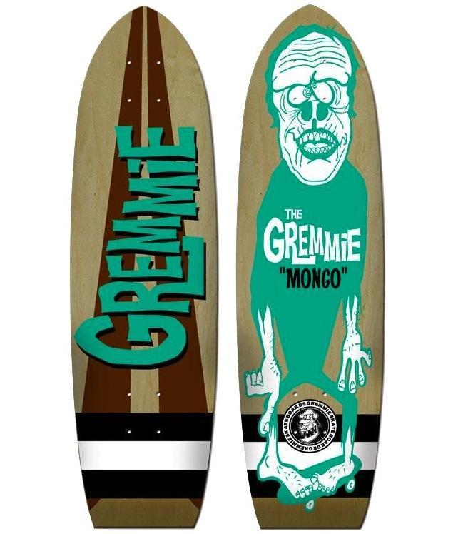 Gremmie Mongo Skateboard