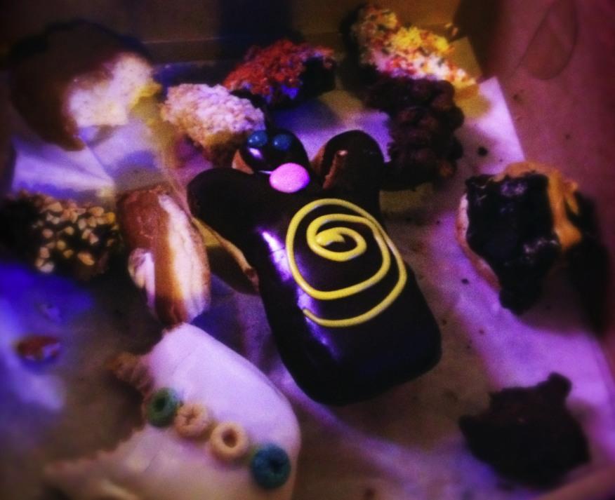 Voodoo Vegan Donuts