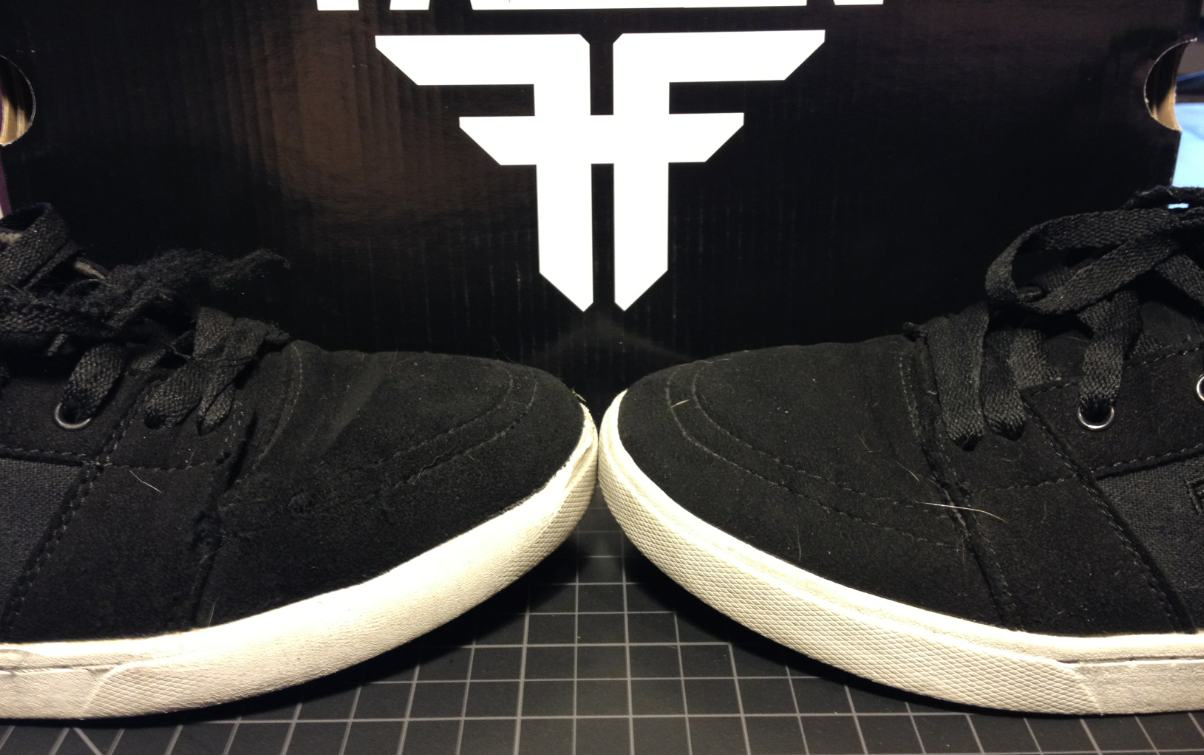 Fallen Rambler Vegan Skate Shoe