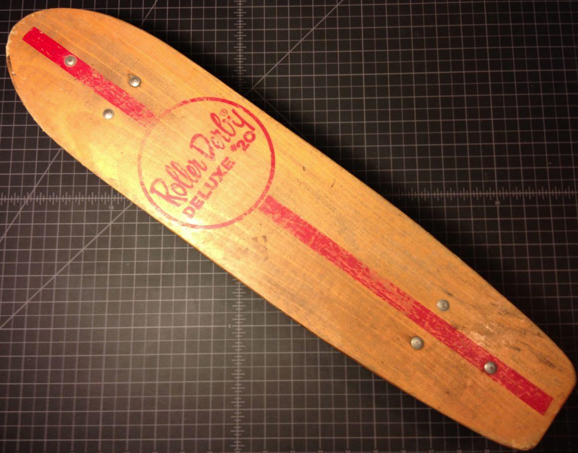 Roller Derby DELUXE #20 Skate Board