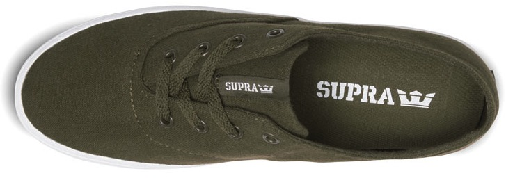 Supra Wrap casual skate shoe