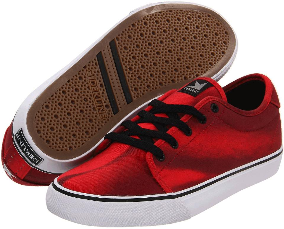 db5b256df8978b Vegan Santa Fe Dekline skateboard shoes