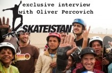 Interview with Oliver Percovich