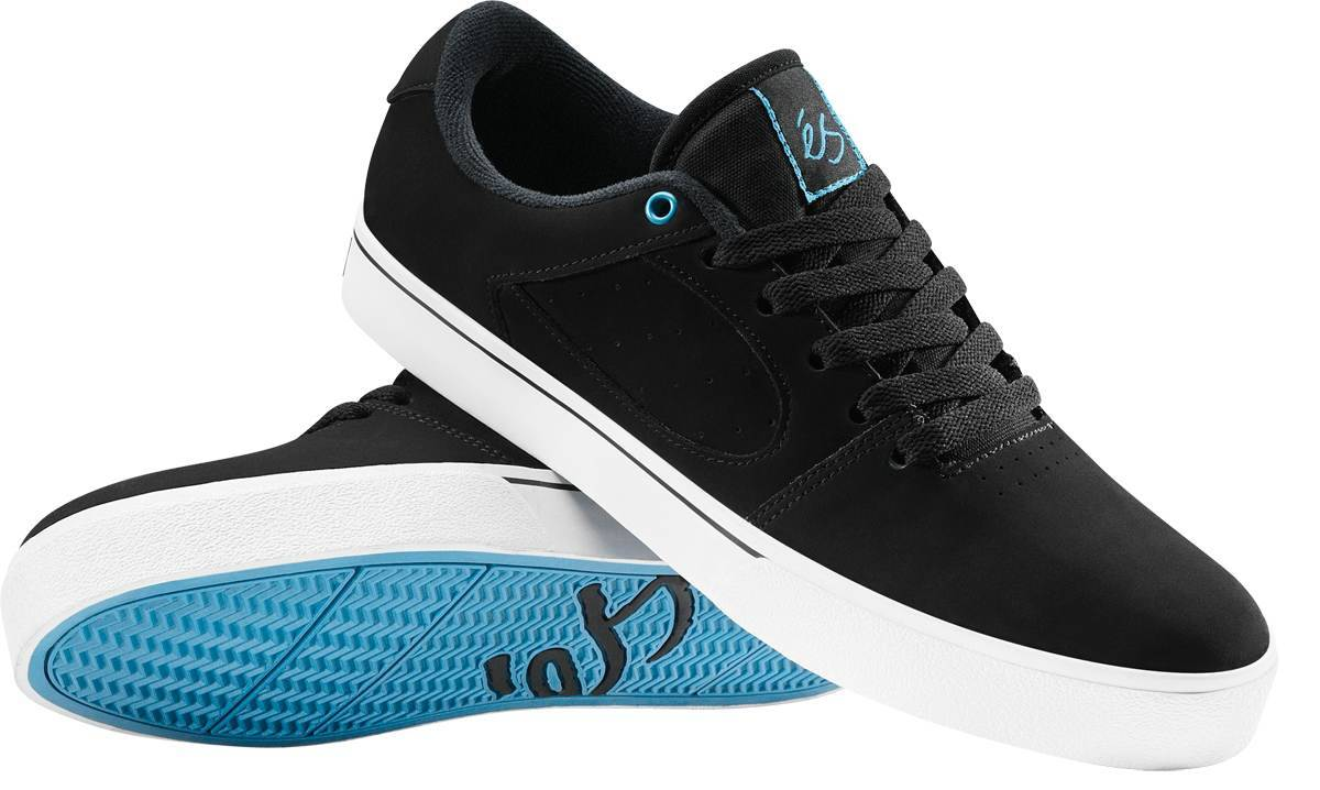 éS Square Two Vegan skateboard shoe, all synthetic nubuck
