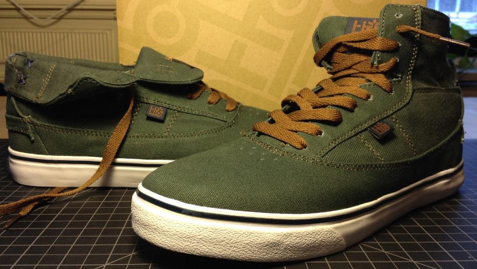 Habitat Guru Vegan Skateboard shoe