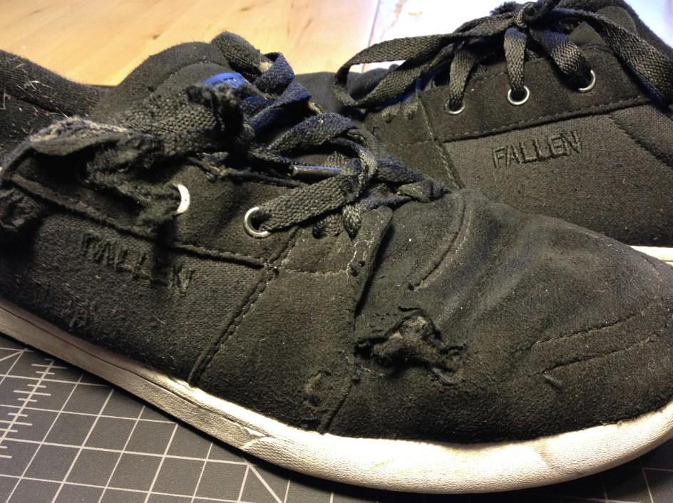 Rambler Fallen Skateboard shoe