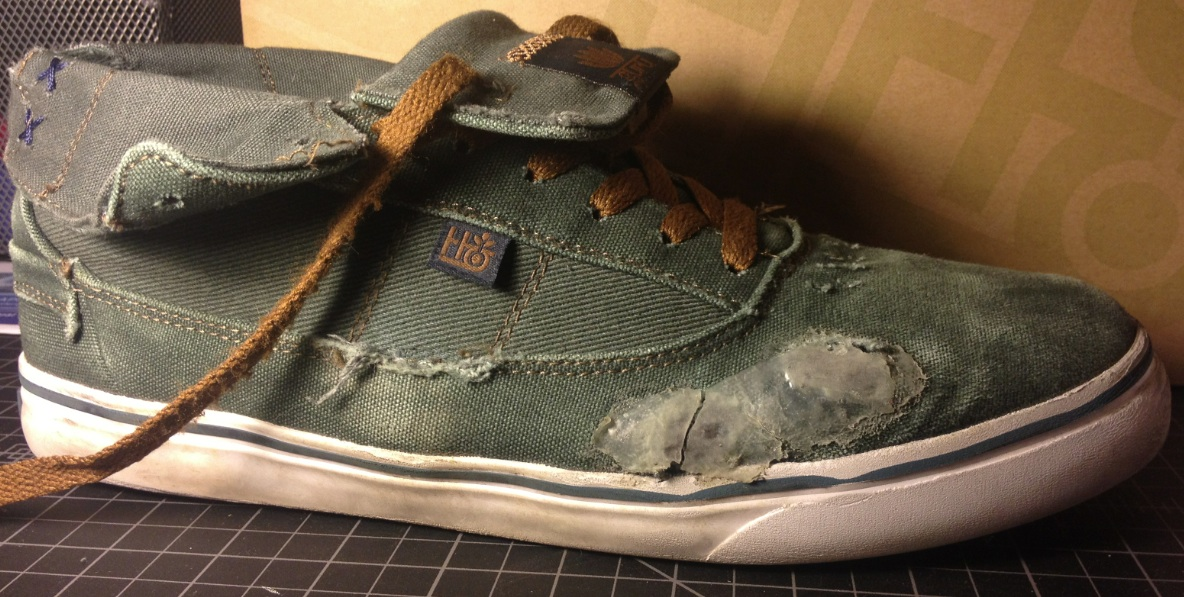Habitat Vegan Skateboard shoes