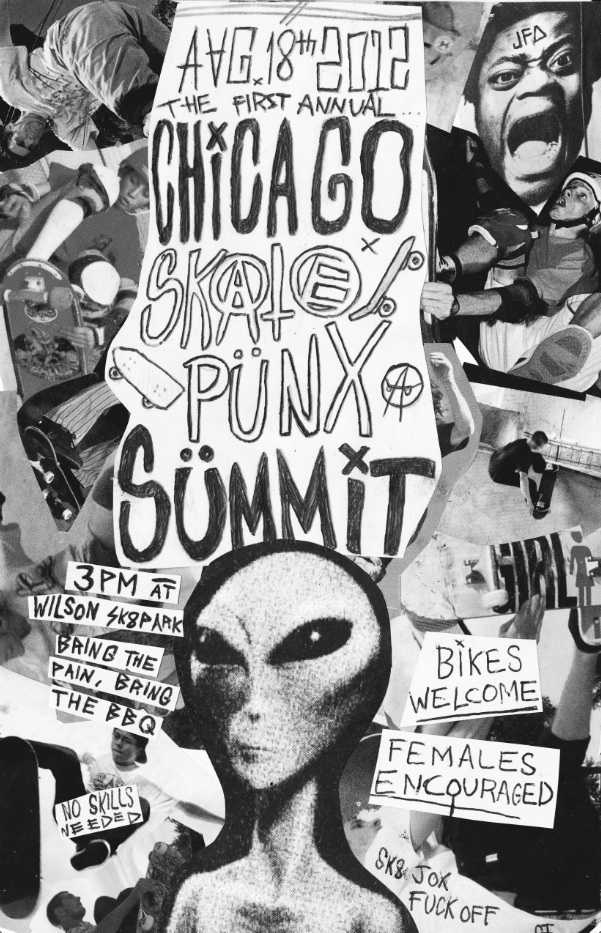 2012 Chicago Skate Punk Summit