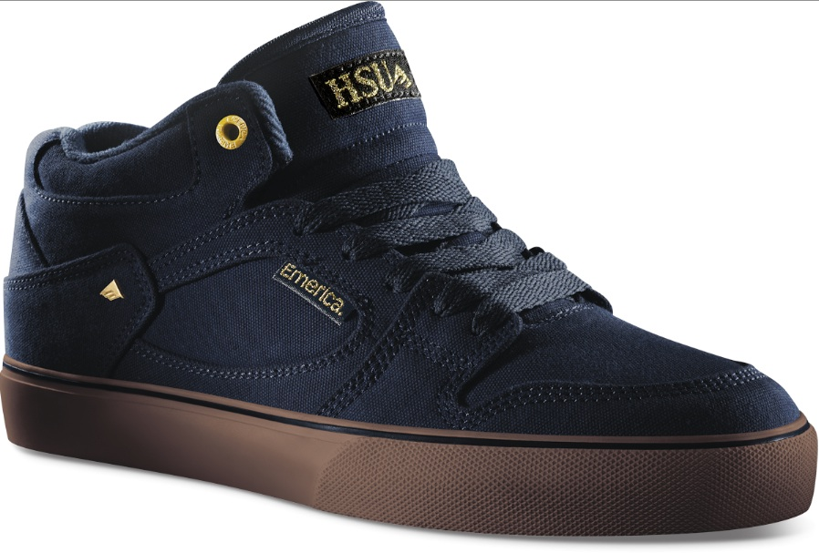 Vegan Emerica Hsu skateboard shoes