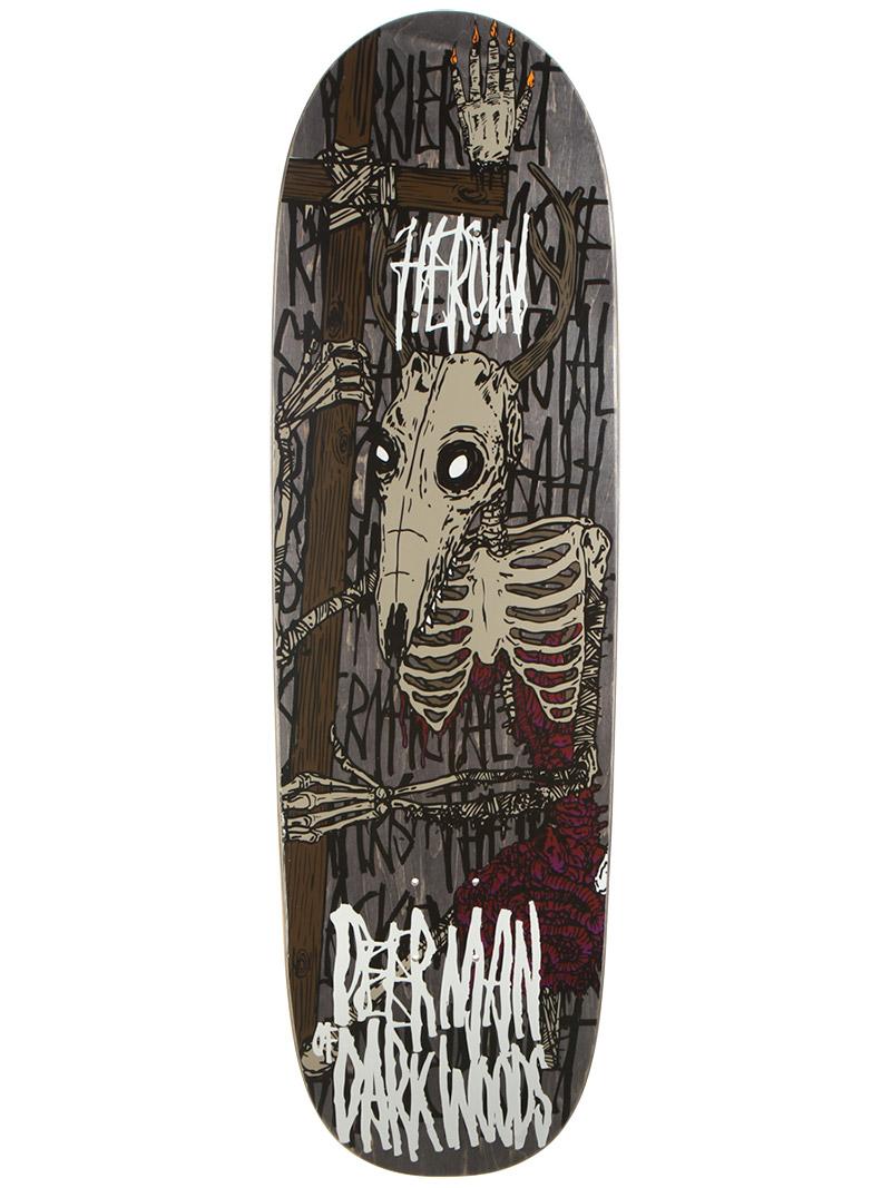 Deerman of Dark Woods barrier kult