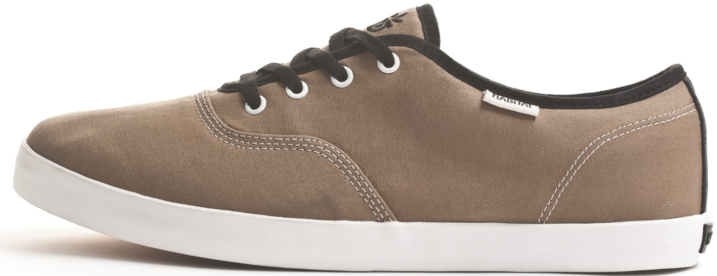 Habitat Expo Tan Vegan skateboard shoe