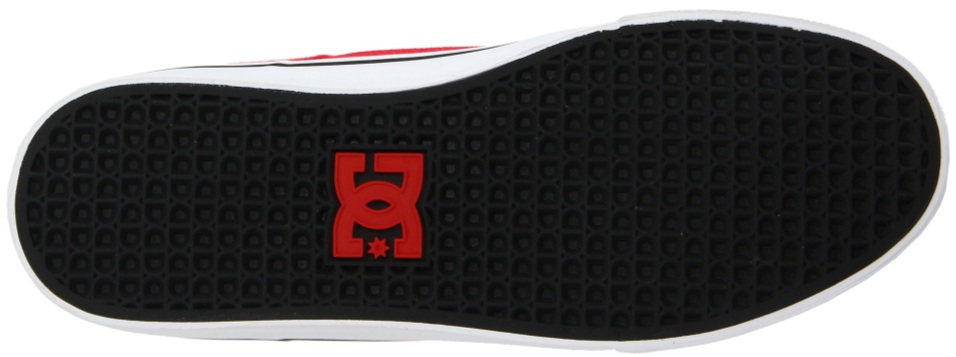 DC Bridge TX Vegan canvas skateboard shoe