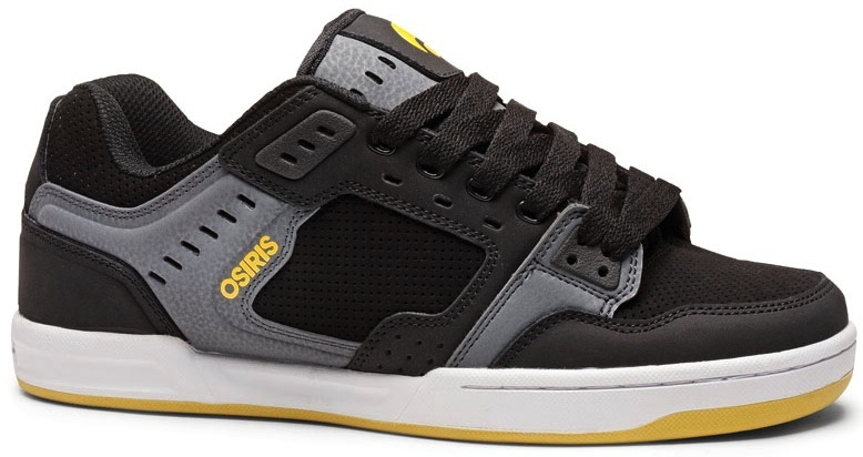 Cinux Vegan Skateboard technical shoe synthetic leather