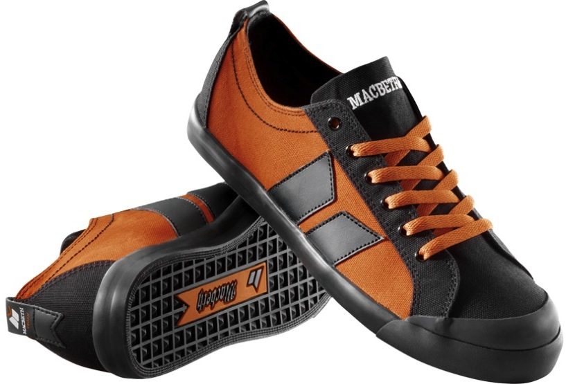 Macbeth Eliot Vegan Skateboard shoes