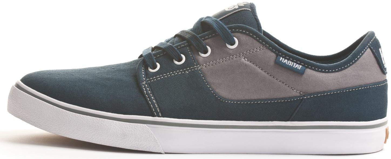 Habitat Footwear Vegan Skateboard Shoe Quest