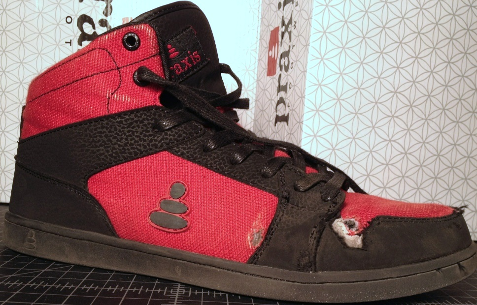 Praxis Elemental Vegan Skateboard Shoes