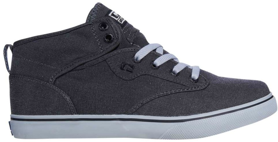 Vegan Skateboard shoes Motley Mid  Canvas