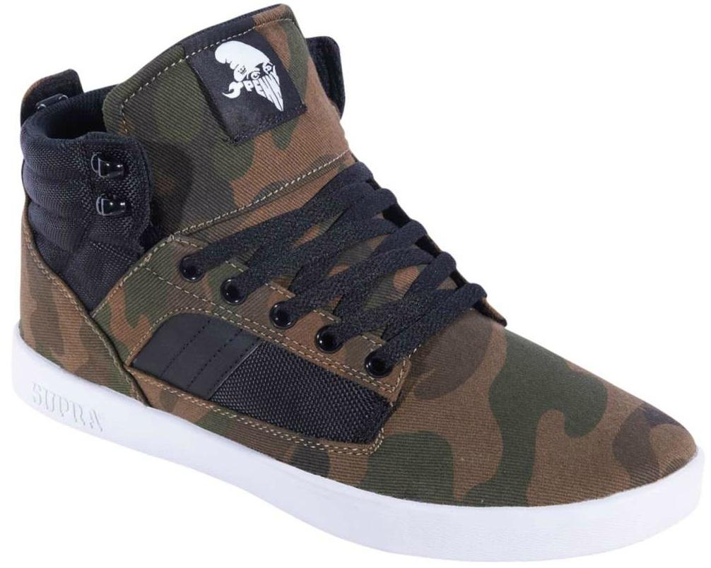 Supra Bandit Prodigy Collaboration Vegan skateboard shoes