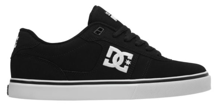 DC Vegan Skateboard shoes Match WC SN synthetic nubuck