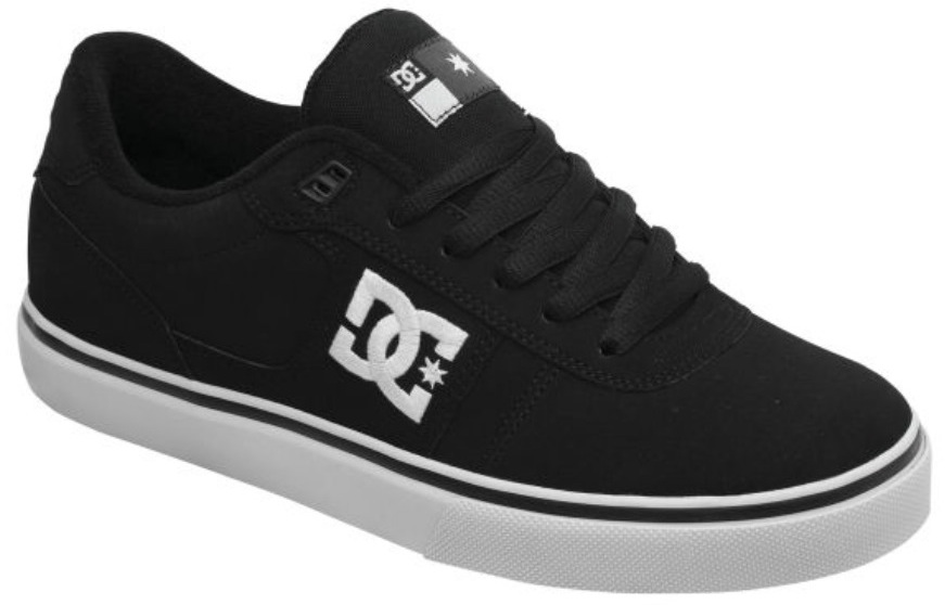 DC Match WC SN Synthetic Vegan nubuck skateboard shoe