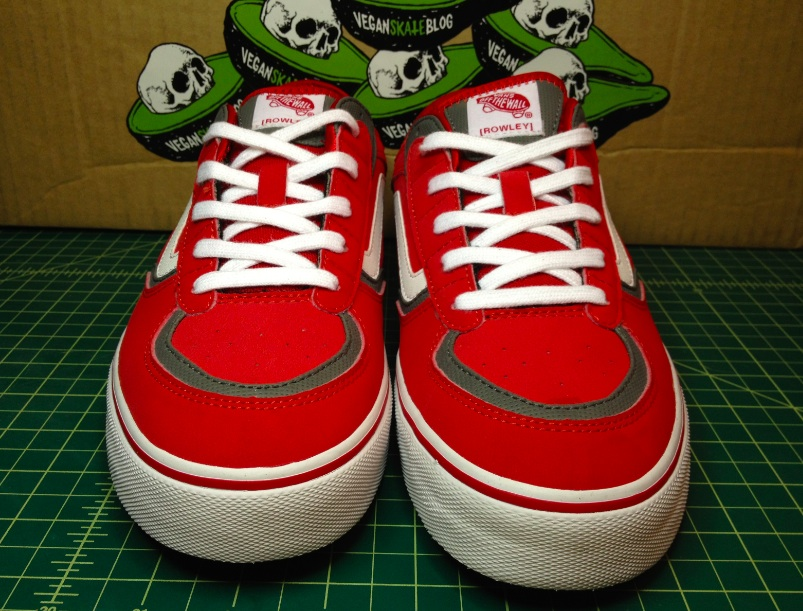 Vans Rowely Pro Vegan Skateboard shoes