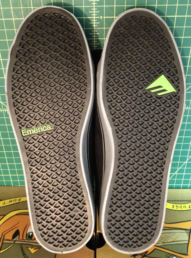 Emerica Tempster Ed Templeton Vegan Skateboard Shoe review